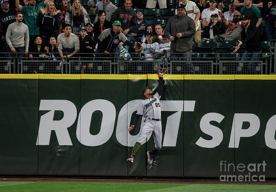 Minnesota Twins V Seattle Mariners Photograph by Stephen Brashear