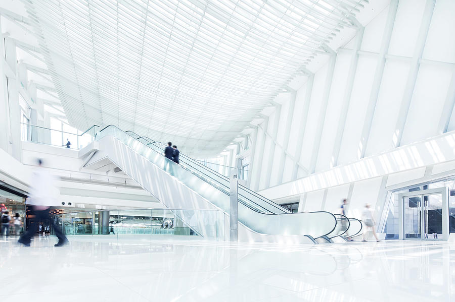Modern Architecture Photograph by Tomml