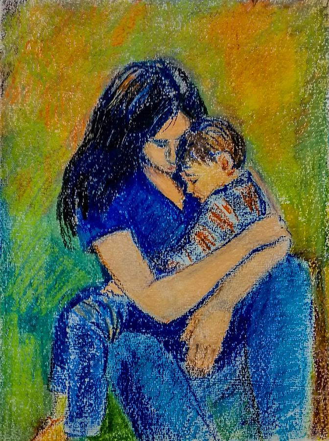Mother by Asha Sudhaker Shenoy