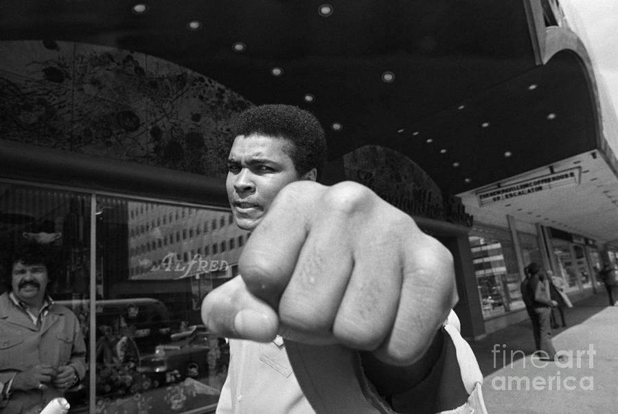 Muhammad Ali Photograph by Bettmann