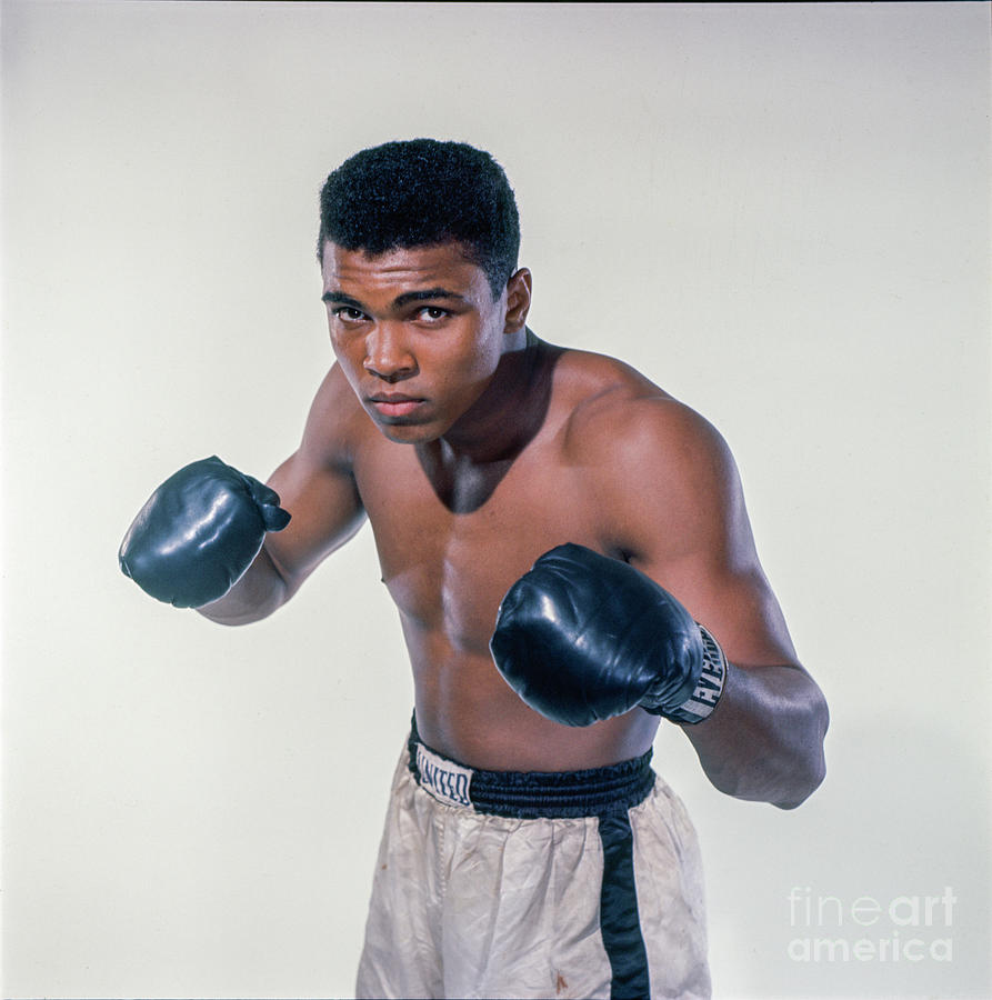 Muhammad Ali Photograph by The Stanley Weston Archive