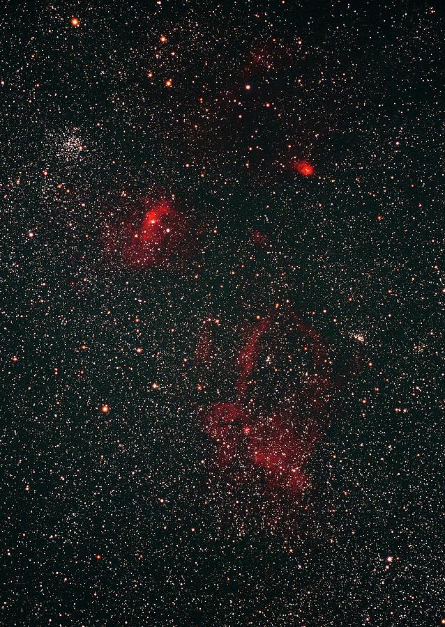 Nebula Photograph by Imagenavi