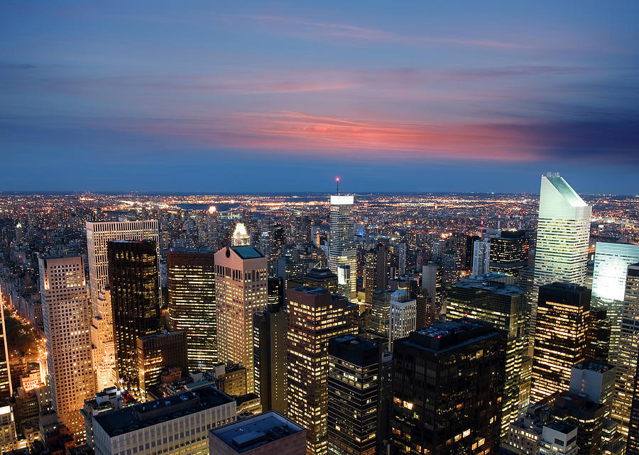 New York City Photograph by Kevinjeon00