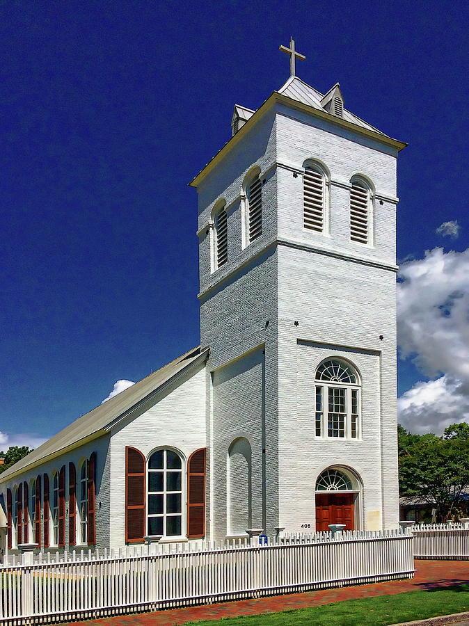 Old Christ Church by Anthony Dezenzio