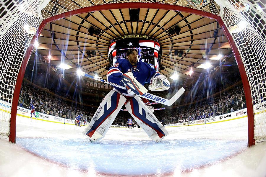 Ottawa Senators V New York Rangers Photograph by Bruce Bennett