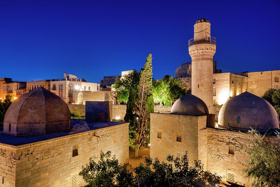 Palace of the Shirvanshahs by Fabrizio Troiani