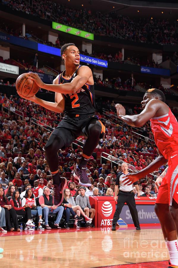 Phoenix Suns V Houston Rockets Photograph by Bill Baptist