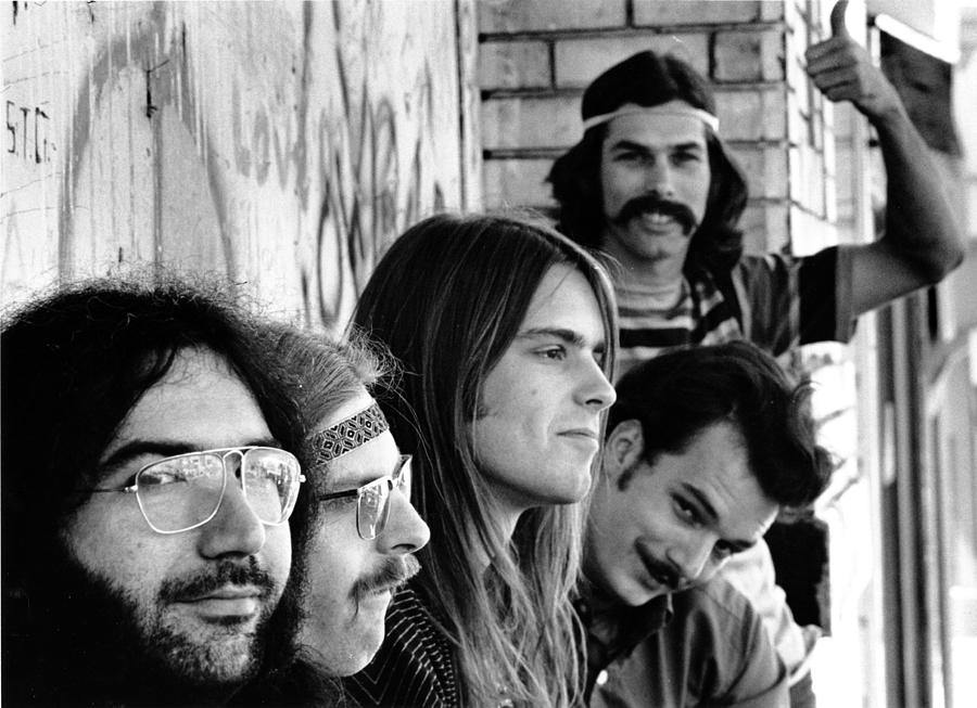 Photo Of Grateful Dead Photograph by Michael Ochs Archives