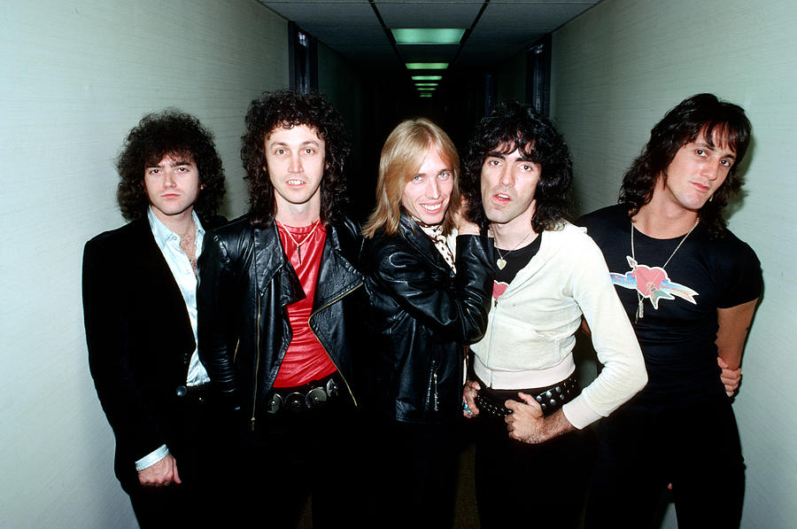 Photo Of Tom Petty & The Heartbreakers Photograph by Michael Ochs Archives