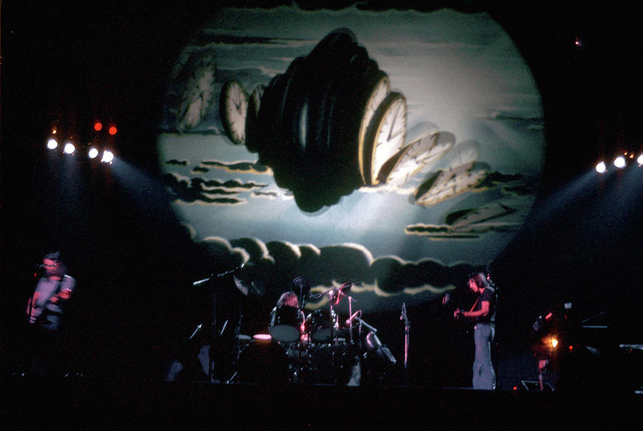 Pink Floyd Live In La Photograph by Michael Ochs Archives