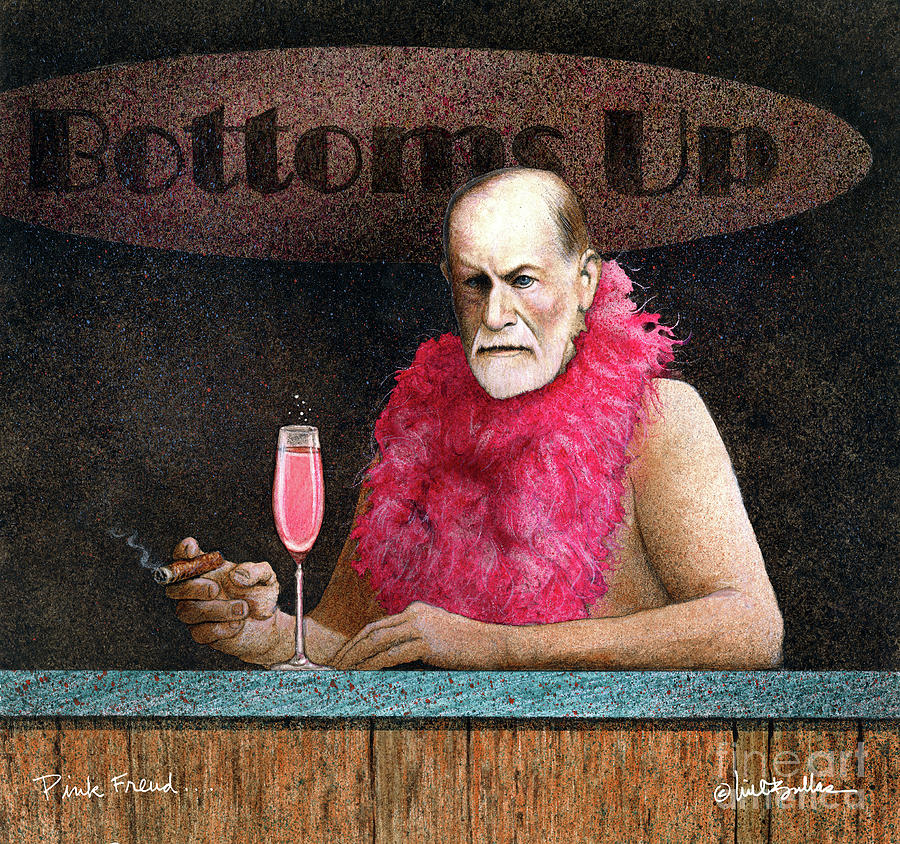 Pink Freud... by Will Bullas