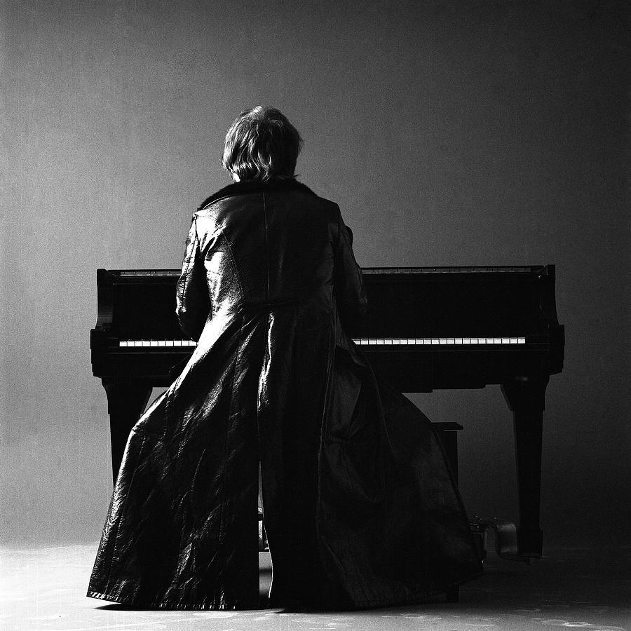 Portrait Of Elton John Photograph by Jack Robinson