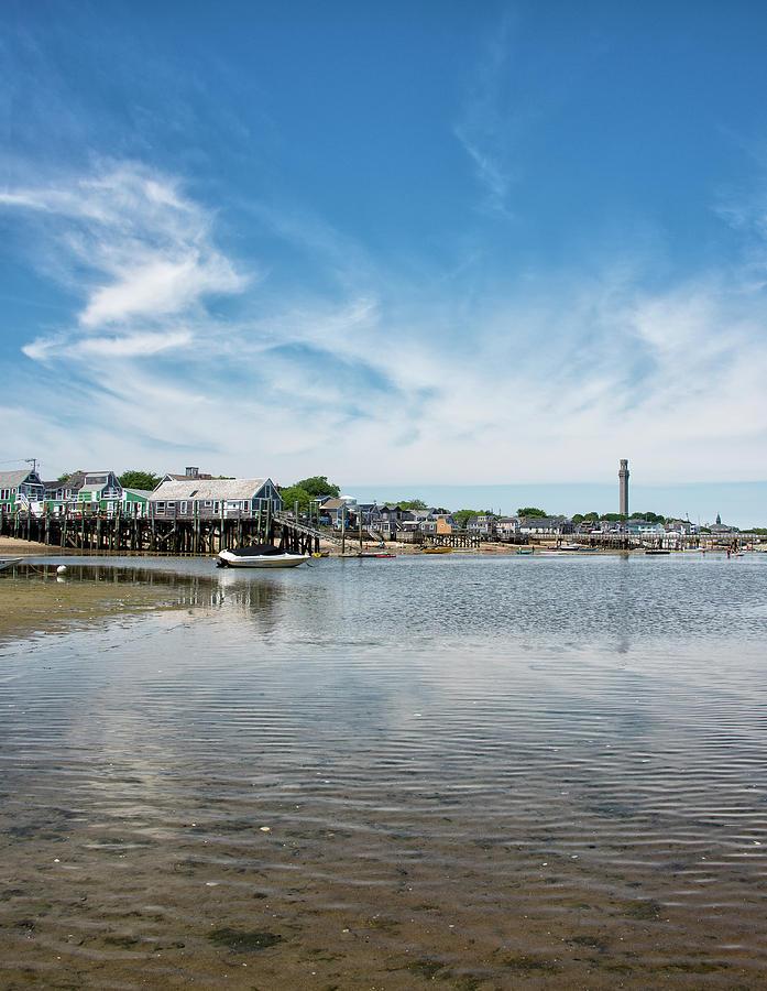 Provincetown Photograph - Provincetown - Massachusetts by Brendan Reals
