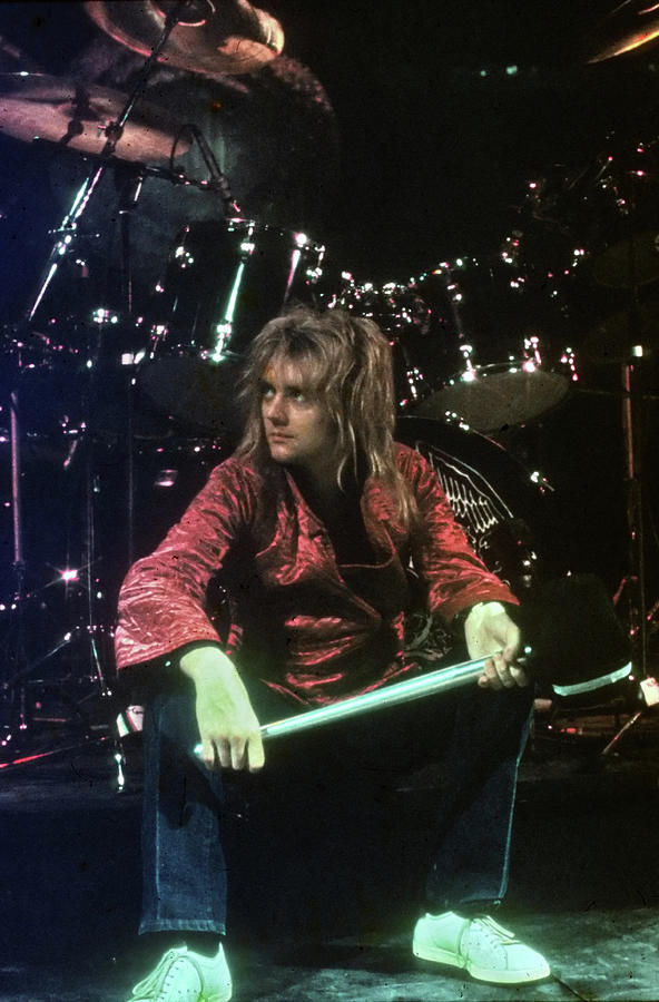 Roger Taylor Photograph by Michael Ochs Archives