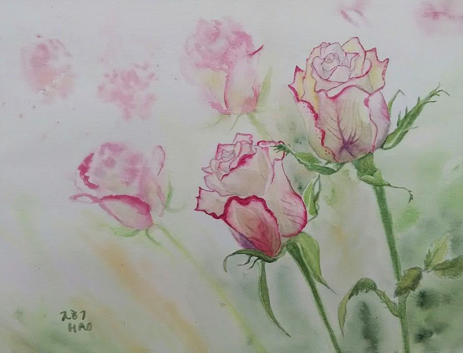 Roses by Helian Osher