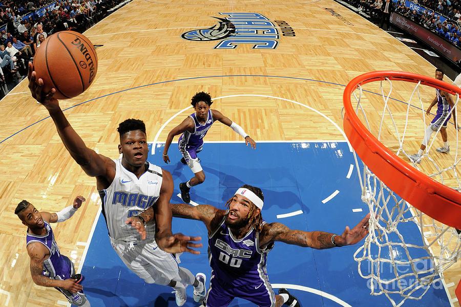 Sacramento Kings V Orlando Magic Photograph by Fernando Medina