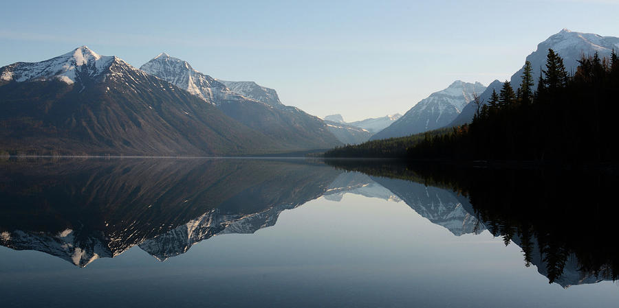 Serenity at Dawn by Whispering Peaks Photography