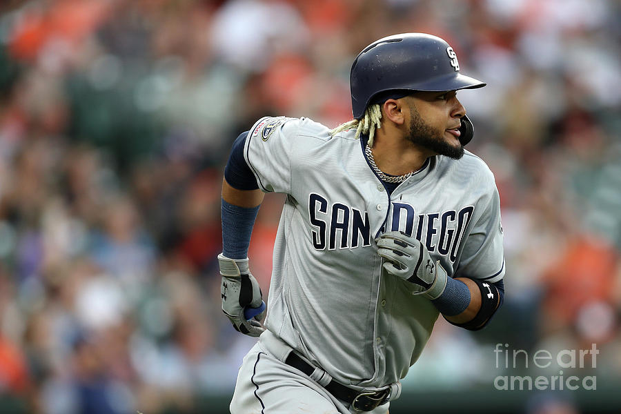 San Diego Padres V Baltimore Orioles 2 Photograph by Patrick Smith