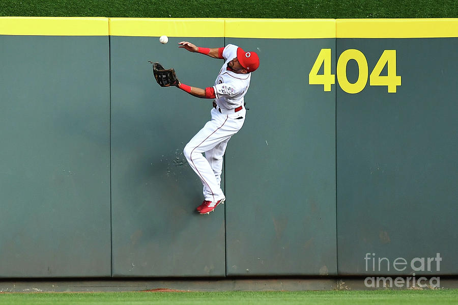 San Diego Padres V Cincinnati Reds Photograph by Jamie Sabau