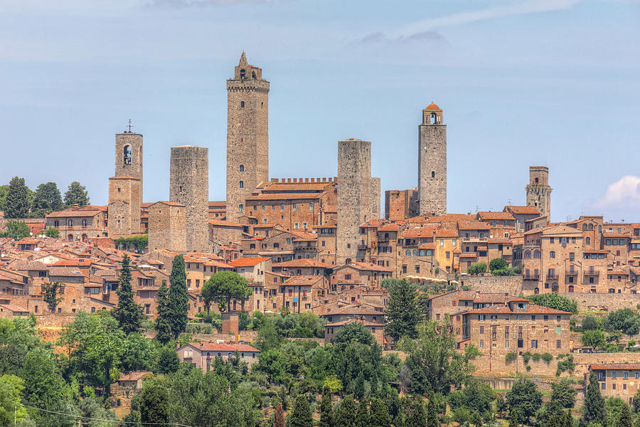 San Gimignano - Italy by Joana Kruse