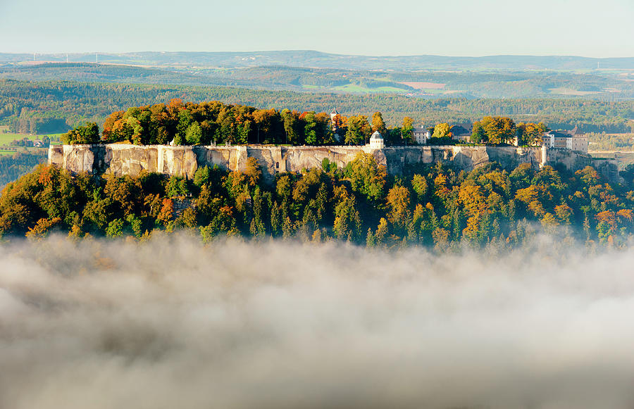 Saxon Switzerland Photograph by Subtik