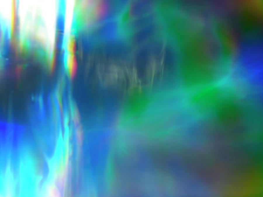 Shiny Multi Colored Background Photograph by Level1studio