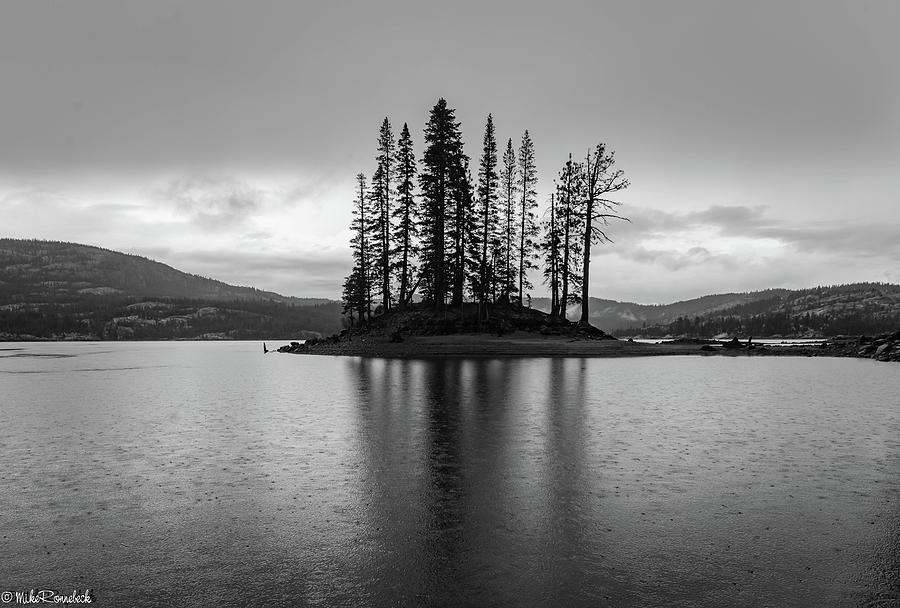 Silver Lake by Mike Ronnebeck