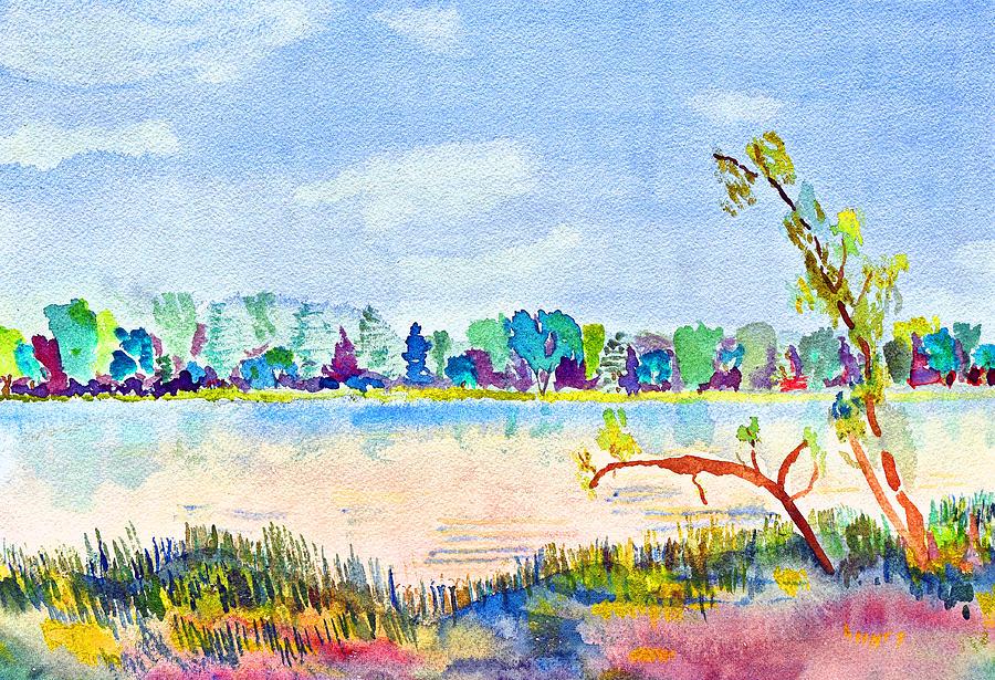 Silver Lake by Paul Thompson