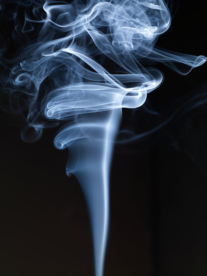 Smoke 2 Photograph by Level1studio