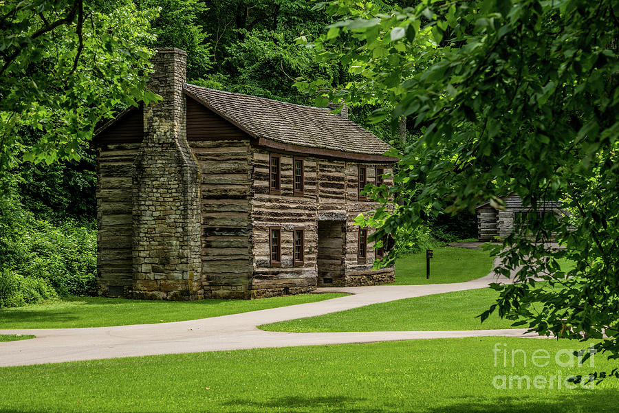 Spring Mill State Park - Mitchell - Indiana by Gary Whitton