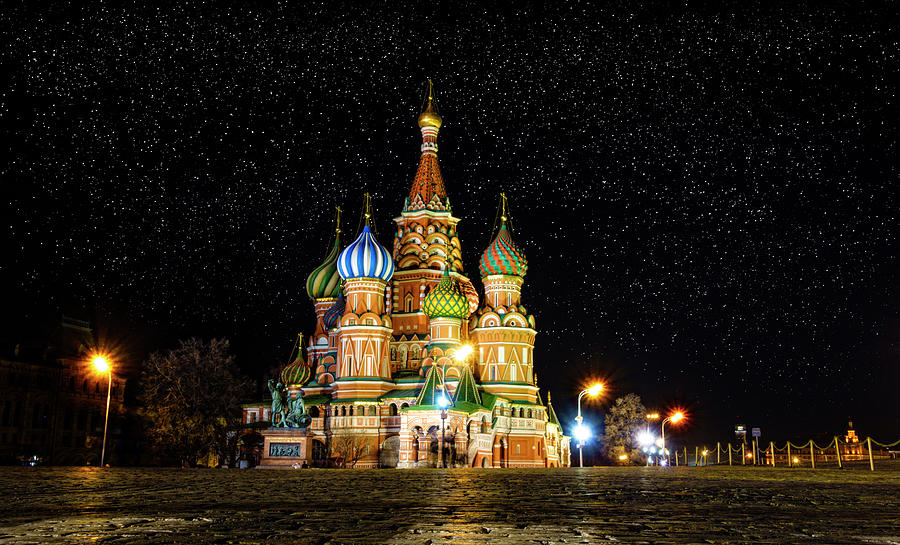 St. Basil Cathedral Photograph