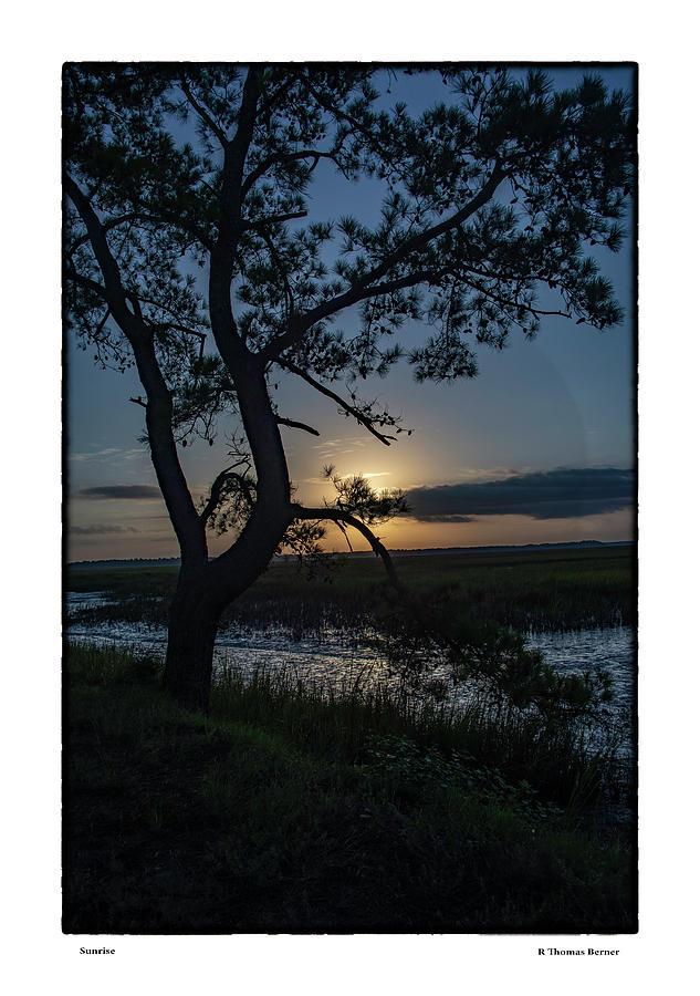 Sunrise by R Thomas Berner