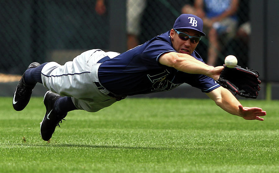 Tampa Bay Rays V Kansas City Royals Photograph by Jamie Squire