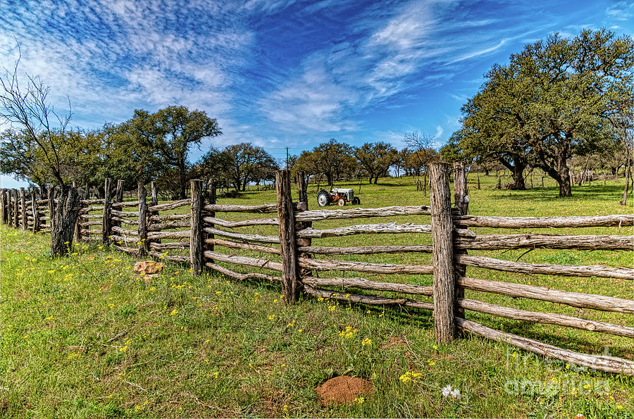 Texas Hill Country by Elijah Knight