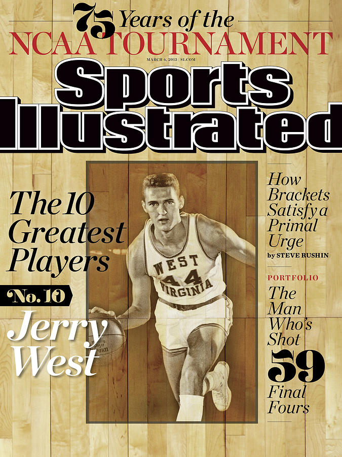 The 10 Greatest Players 75 Years Of The Tournament Sports Illustrated Cover Photograph by Sports Illustrated