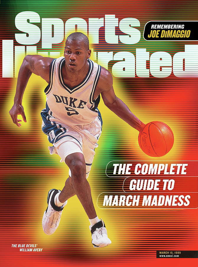 The Complete Guide To March Madness Sports Illustrated Cover Photograph by Sports Illustrated