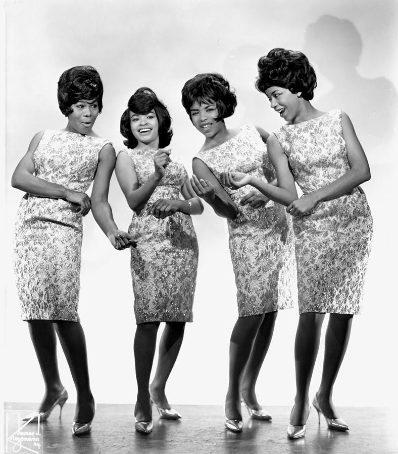The Marvelettes Photograph by Michael Ochs Archives