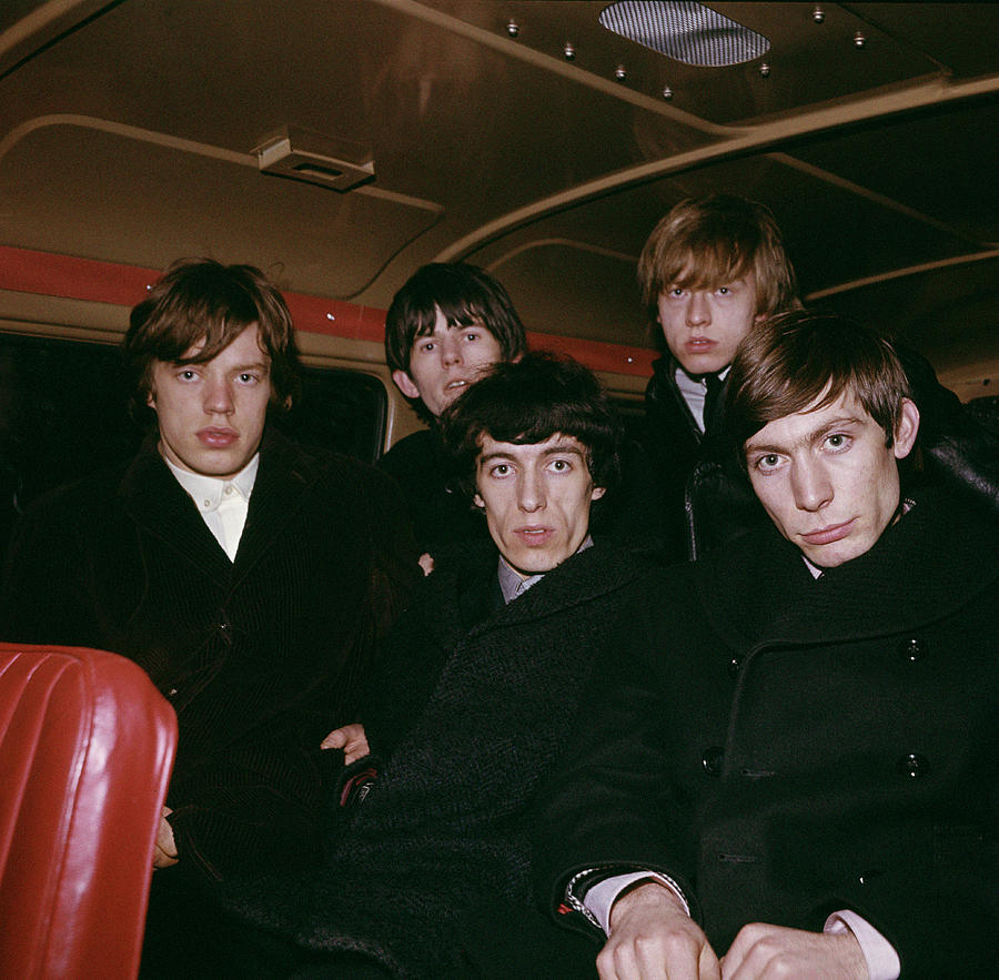 The Rolling Stones Photograph by Paul Popper/popperfoto