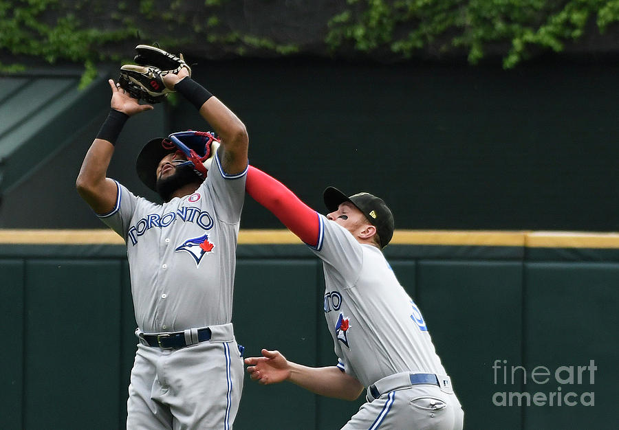 Toronto Blue Jays V Chicago White Sox Photograph by David Banks