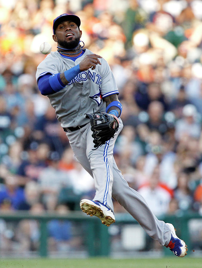 Toronto Blue Jays V Detroit Tigers Photograph by Duane Burleson