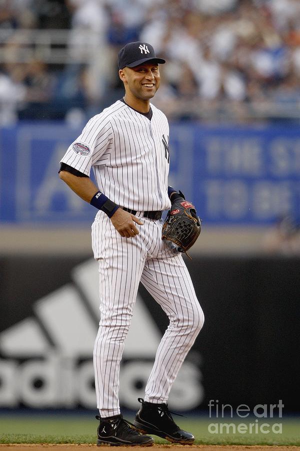 Toronto Blue Jays V New York Yankees 2 Photograph by Nick Laham