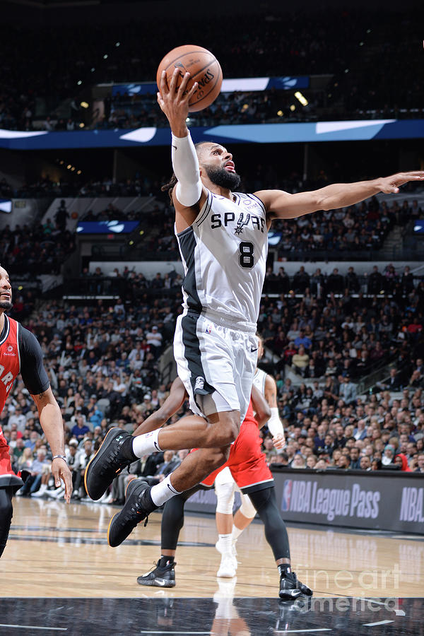 Toronto Raptors V San Antonio Spurs Photograph by Mark Sobhani