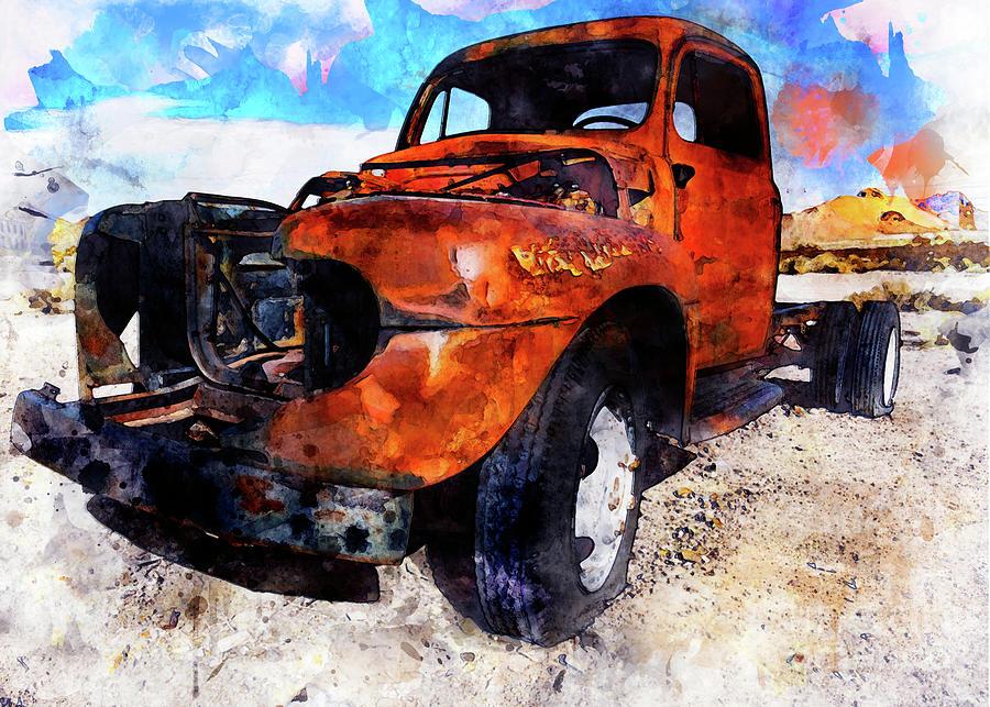 Truck by Mark Jackson