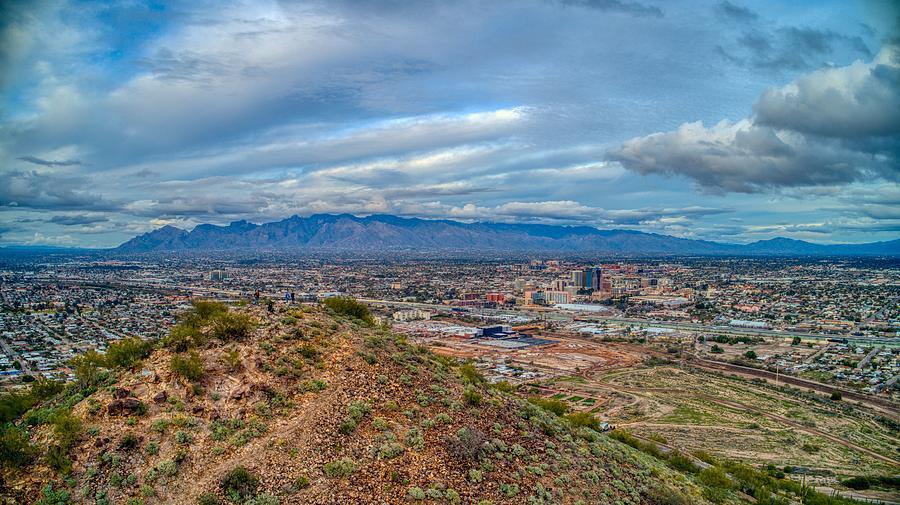 Tucson Arizona by Anthony Giammarino