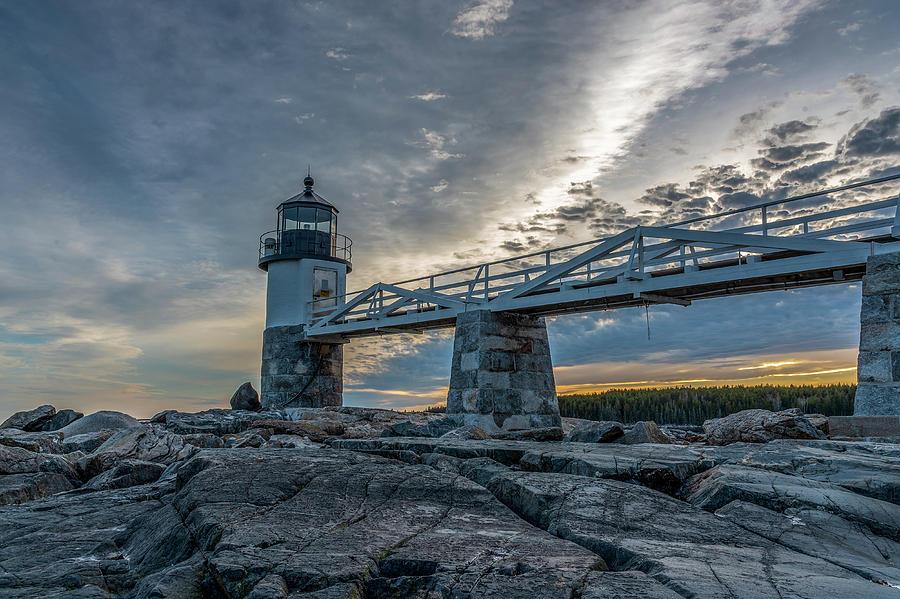 Under the Bridge  by Tony Pushard