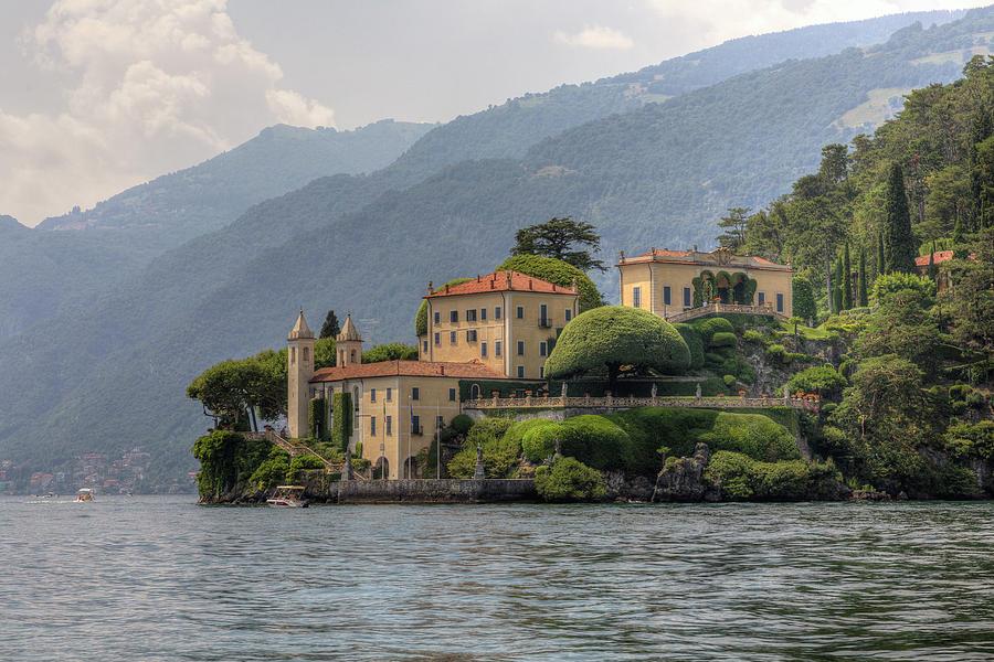 Lenno Photograph - Villa Del Balbianello - Italy by Joana Kruse