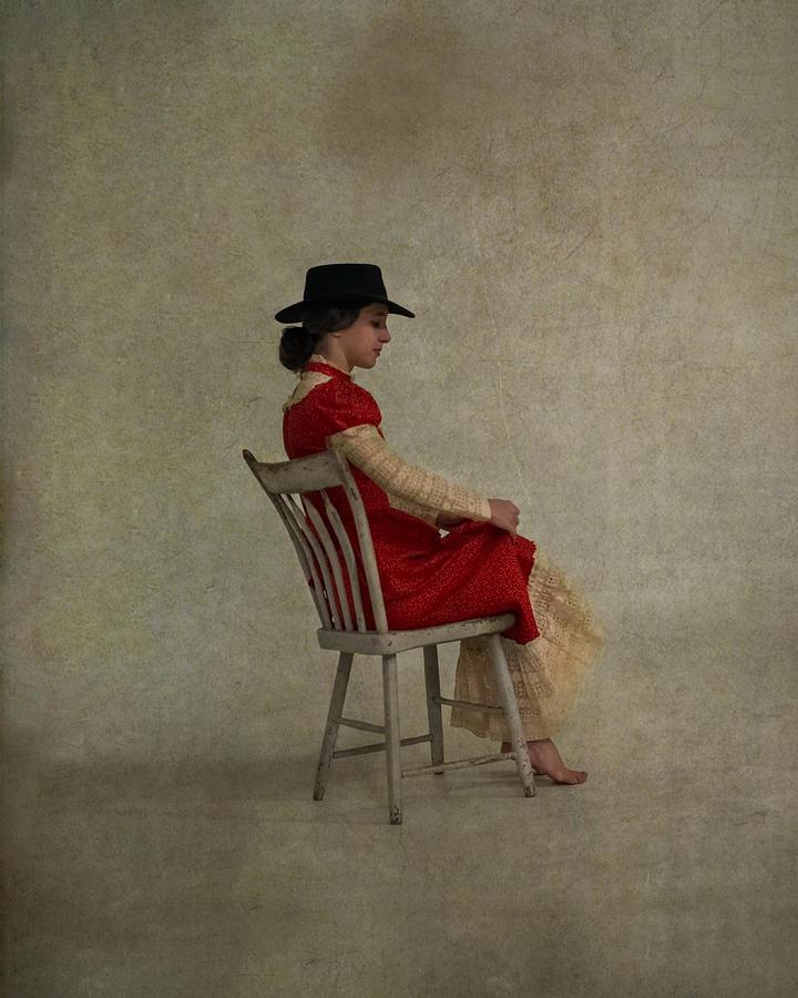 Abstract Photograph - Wally by Anna Wan