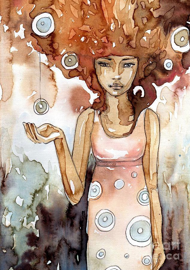 woman by Katarzyna Bruniewska-Gierczak
