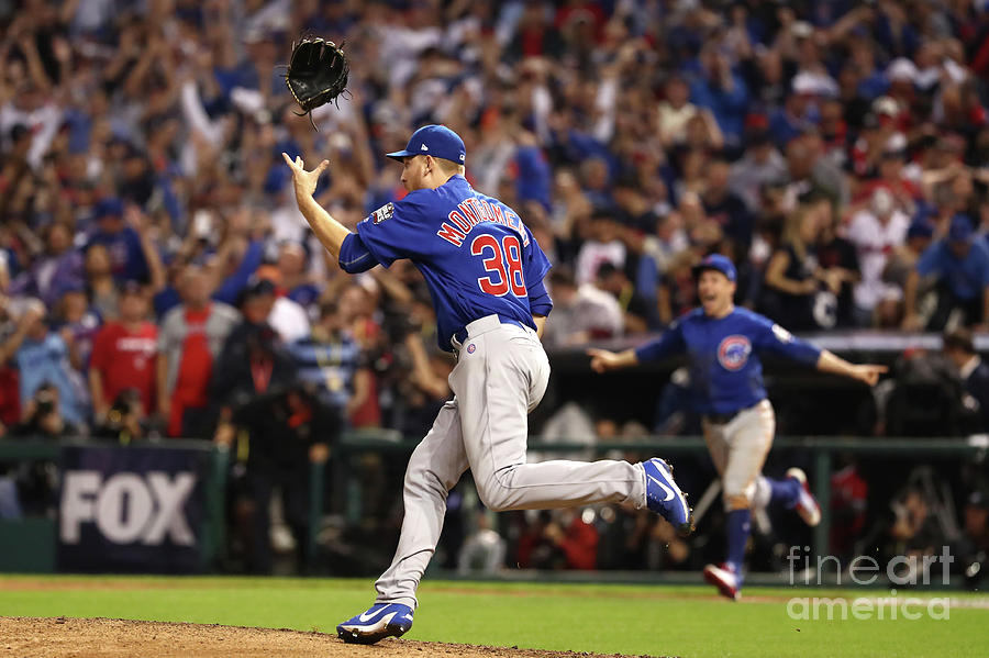 World Series - Chicago Cubs V Cleveland Photograph by Elsa
