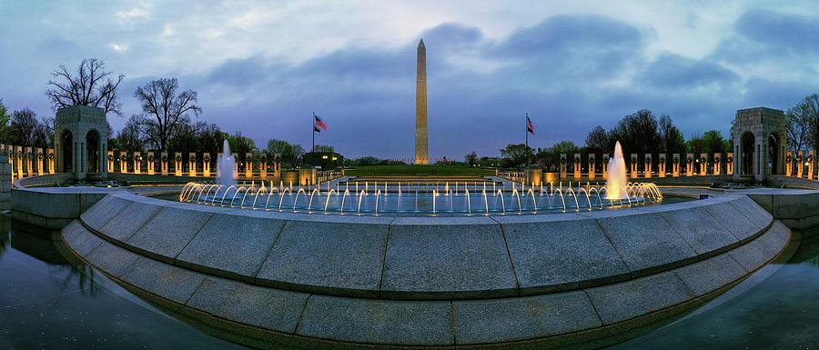 World War II Memorial by Dennis Kowalewski